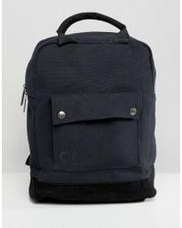 Mi-Pac - Tote Backpack In Black - Lyst