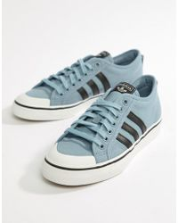 415e02bdcba1a Adidas Originals 350 Sneakers In Blue Bb2782 in Blue for Men - Lyst
