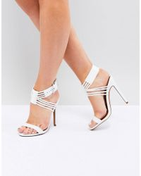 f5872376b890 ASOS Asos Tia Casual Platform Sandals - Lyst