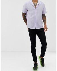 Burton Super Skinny Jeans In Black