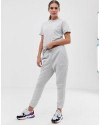adidas Originals - Coeeze Sweat Pant In Gray Heather - Lyst