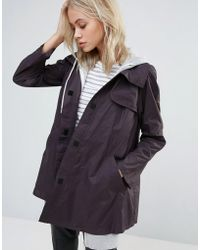 Cooper & Stollbrand - A-line Paddington Trench - Lyst
