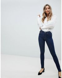 Vivienne Westwood Anglomania - High Waist Skinny Jeans - Lyst