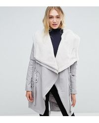 ASOS - Waterfall Parka With Fleece Lining - Lyst