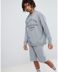 Cheap Monday - Victory Sports Logo Sweatshirt - Lyst