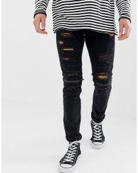 Jeans Intelligence Uomo Jones Jack Strappi c1TlFKJ