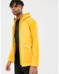 Didriksons 1913 - Dylan Jacket In Yellow - Lyst