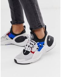 detailed look 7f490 000ef Nike - Huarache Edge Sneakers In Black - Lyst