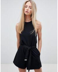 ef1bbc6246d Lyst - Women s Dr. Denim Jumpsuits Online Sale
