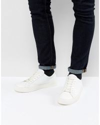 Religion - Ostrich Trainers In White - Lyst