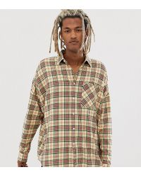 Collusion - Oversized Western Check - Lyst