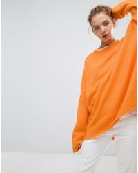 Weekday | Batwing Knit Jumper | Lyst
