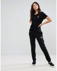Le Coq Sportif - Slim Brushed Jogging Trousers - Lyst