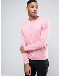 Casual Friday - Sweatshirt With Drop Shoulder - Lyst