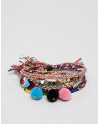 ALDO - Stacking Friendship Bracelets - Lyst