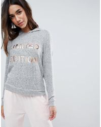 Boux Avenue - Limited Addition Hooded Sweat - Lyst