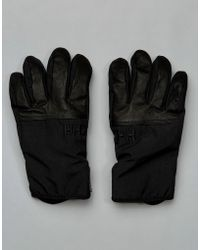 Helly Hansen - Rogue Ht Glove In Black - Lyst