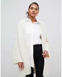 French Connection - Hildred Longline Cardigan - Lyst