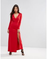Ivyrevel - Maxi Dress With Slit Front - Lyst