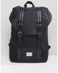 Herschel Supply Co. - Retreat Backpack In Black - Lyst