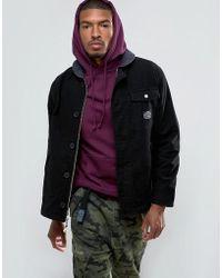 Poler - Hole Mole Jacket With Cord Collar - Lyst