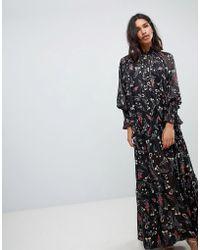 Sabina Musayev - Ethereal Maxi Dress - Lyst