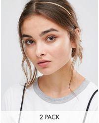 Nylon - Plaited Hair Band - Lyst