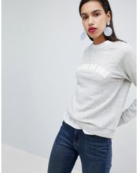 Whistles - Exclusive Stand As One Sweater - Lyst