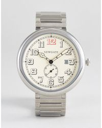 Newgate Watches - Liberty Grand Arabic Dial Watch - Lyst