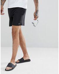 Nike - Volley Super Short Swim Short In Black Ness8509-001 - Lyst