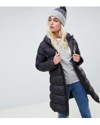 Patagonia - Downtown Parka In Black - Lyst