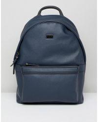 Ted Baker - Sagrada Backpack In Crossgrain - Lyst