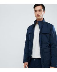 SELECTED - Technical Jacket With Thinsulate Lining And Multimedia Pocket - Lyst
