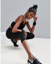 Nike - Running Dri-fit Power Essential Crop Legging - Lyst