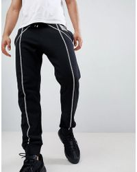 Love Moschino - Branded Joggers - Lyst
