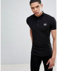 Antony Morato - Polo Shirt In Black - Lyst