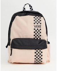 Vans - Pink Good Sport Realm Backpack - Lyst