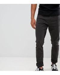 Blend - Slim Fit Cargo Trousers - Lyst
