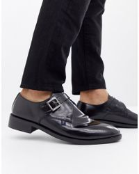 0b54d7b98e7 Lyst - Vagabond Hi Shine Penny Loafers in Red for Men