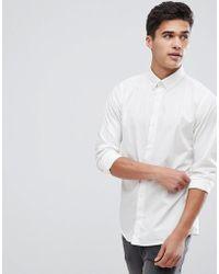 Produkt - Button Down Slim Shirt - Lyst