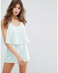 Oeuvre - Playsuit - Lyst