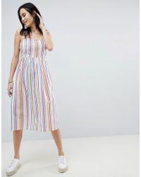 Sugarhill - Candy Stripe Sundress - Lyst