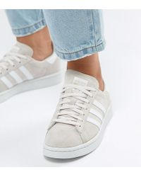 new styles 7feaa ad971 adidas Originals - Campus Trainers - Lyst
