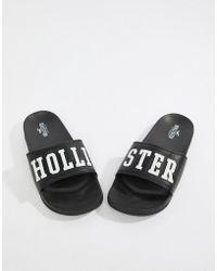 Hollister - Logo Sliders - Lyst