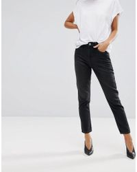 Warehouse - Mom Cut Jeans - Lyst