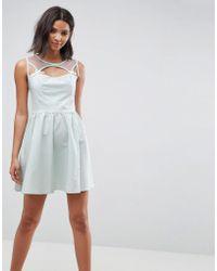 Hell Bunny - Maisy Mini Skater Dress - Lyst