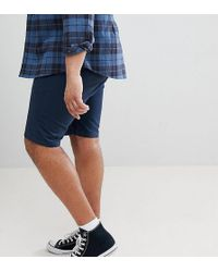 D-Struct - Plus Turn Up Chino Shorts - Lyst