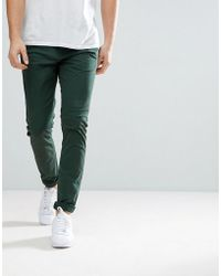 Dr. Denim - Chinos Heywood Slim Tapered Fit - Lyst