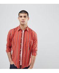 Nudie Jeans - Co Sten Stripe Shirt - Lyst