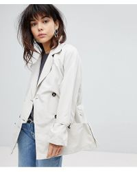 Vero Moda - Mac Jacket With Shoulder Detail - Lyst